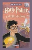 Portada de Harry Potter and the Globet of Fire (J. K. Rowling)