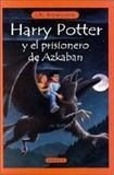 Portada de Harry potter y el prisionero de azkaban  (Joanne K. Rowling)