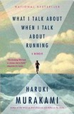 What I Talk about When I Talk about Running's poster (Haruki Murakami)