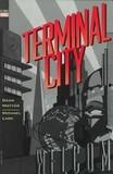 Portada de Terminal City (Dean MotterMichael Lark)