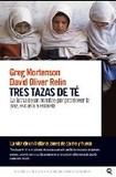 Portada de Tres tazas de te (Greg Mortenson)