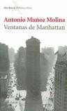 Ventanas de Manhattan's poster (Antonio Muñoz Molina)
