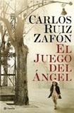 Portada de El juego del angel  (Carlos Ruiz Zafon)