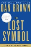 The Lost Symbol's poster (Dan Brown)