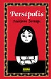 Portada de Perspolis  (Marjane Satrapi)