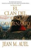 Portada de El clan del oso cavernario (Jean M. Auel)