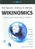 Wikinomics's poster (Don TapscottAnthony D. Williams)