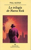 La triloga de Nueva York's poster (Paul Auster)