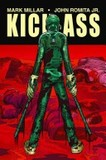 Kick-Ass's poster (Mark MillarJohn Romita Jr.)