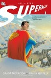 All-star Superman's poster (Grant MorrisonFrank Quitely)
