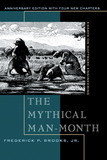 The Mythical Man Month's poster (Frederick P. Brooks)