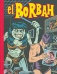 Portada de El Borbah (Charles Burns)