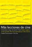 Mas lecciones de cine/ more lessons of theater's poster (Laurent Tirard)
