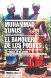 Portada de El banquero de los pobres (Muhammad Yunus)