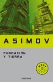 Foundation and Earth's poster (Isaac Asimov)