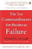 The ten commandments for business failure 's poster (Dan Keough)