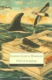 Portada de Relato de un naufrago (Gabriel García Márquez)