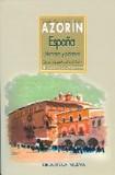 Portada de España (hombres y paisajes)  (Azorin)