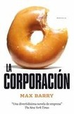 La corporacion 's poster (Max Barry)