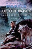 Portada de Juego de Tronos (George RR Martin)