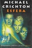 Portada de Esfera (Michael Crichton)