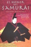Portada de El honor del Samurai (Takashi Matsuoka)