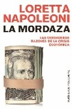 La mordaza's poster (Loretta Napoleoni)