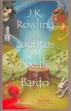 Los cuentos de Beedle el Bardo= The tales of Beedle The Bard's poster (J. K. RowlingHermione Granger)