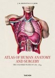Atlas of Human Anatomy and Surgery's poster (J. M. BourgeryJean-Marie Le MinorN H JacobHenri Sick)