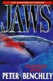Portada de Jaws (Peter Benchley)