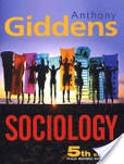 Sociology's poster (Anthony GiddensSimon Griffiths)