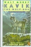 Kavik the Wolf Dog's poster (Walt Morey)