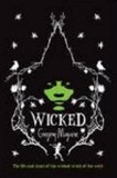 Portada de Wicked (Gregory Maguire)