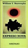 Portada de Expreso NOVA (William S. Burroughs)