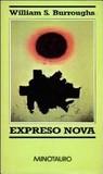 Portada de Expreso NOVA (William S. Burroughs)