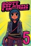 Scott Pilgrim Vs the Universe's poster (Bryan Lee O'Malley)