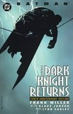 Portada de Batman - The Dark Knight Returns (Frank MillerKlaus JansonLynn Varley)