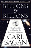 Billions and billions's poster (Carl Sagan)