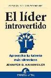 Portada de El lider introvertido  (Jennifer B. Kahnweiler)