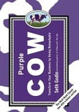 Purple Cow's poster (Seth Godin)