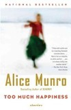 Too Much Happiness's poster (Alice Munro)