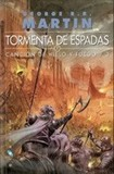 Portada de Tormenta de espadas (cancion de hielo y fuego; 3) (2 vols. (George R.r. Martin)