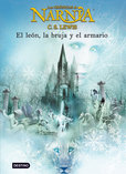 Portada de The Lion, the Witch and the Wardrobe (Clive Staples Lewis)