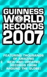 Portada de Guinness World Records 2007 (Craig Glenday)