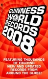 Portada de Guinness World Records 2008 (Craig Glenday)