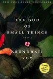 Portada de The god of small things (Arundhati Roy)