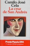 La cruz de San Andrs's poster (Camilo Jos Cela)