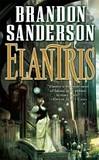 Portada de Elantris (Brandon Sanderson)