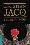 Tutankamon 's poster (Christian Jacq)