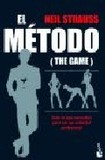 Portada de El metodo  (Neil Strauss)
